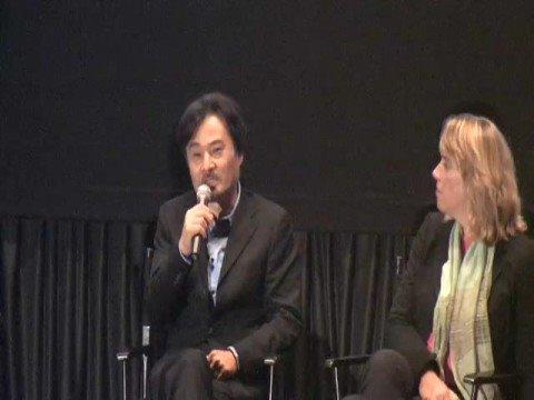 TOKYO SONATA @ NYFF - Q&A with director Kiyoshi Kurosawa 1/2