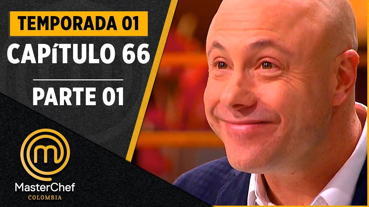CAPÍTULO 66 - 1/2: Cerdo y veganismo | TEMPORADA 1 | MASTERCHEF COLOMBIA