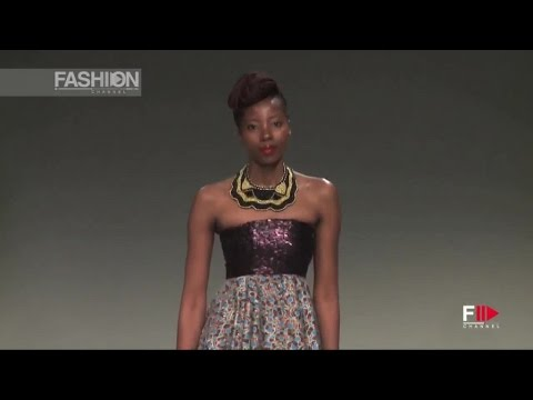 URBAN ZULU South African Fashion Week AW 2016 by Fashion Channel