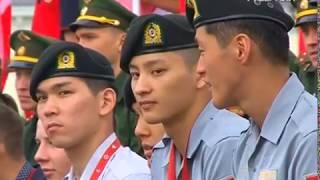 Чемпионат мира по плаванию среди военных спортсменов стартовал в Самаре