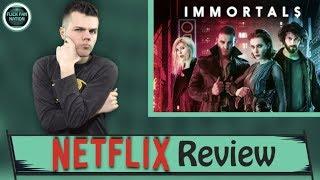Immortals (Yasamayanlar) Netflix Review