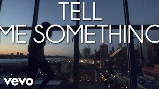 Tiara Thomas - Tell Me Something (Lyric Video)