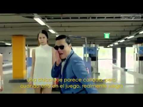 Dança Coreana Style PSY Gangnam