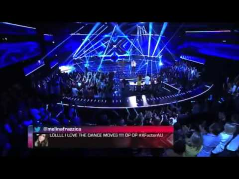 Simon Cowell -   Performs GANGNAM STYLE on The X Factor