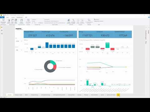 PROFFIX Tutorial: Business Intelligence thumbnail