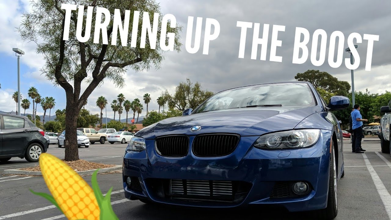 335I MHD STAGE 2+ WITH E85!