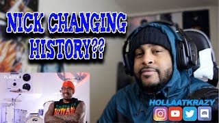 NICK IS OUT HERE REVISING HISTORY ABOUT EMINEM | NICK CANNON VLAD INTERVIEW