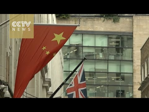 China launches first yuan bond in London