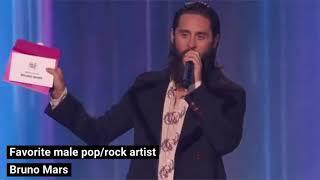American Music Awards 2017 winners