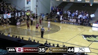 Springdale High School Basketball   Springdale @ Bentonville