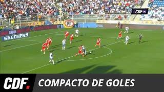 Universidad Católica 2 - 1 Curicó Unido | Torneo Scotiabank 2018 Fecha 20 | CDF