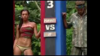Survivor :: Parvati Shallow :: Black Widow