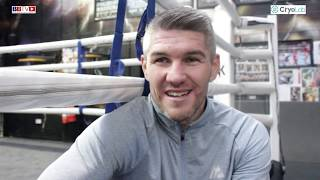 LIAM 'BEEFY' SMITH: POTENTIAL KELL BROOK FIGHT, AJ RUIZ AND SAYS