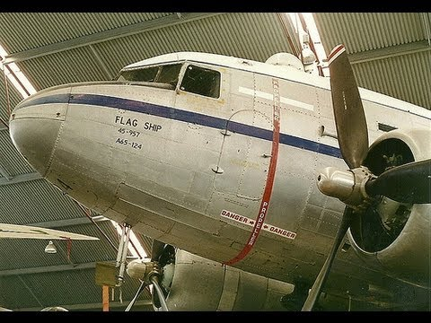 Dakota DC3 RAAF aircraft to be used as bombing targets