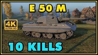 World of Tanks | E 50 M - 10 Kills - 9.1K Damage