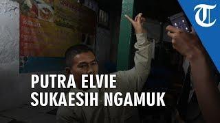 Ditolak Berhutang Rokok, Anak Elvy Sukaesih Nyaris Tebas Pemilik Warung di Cawang