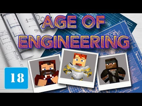 Open to Cloche - Age of Engineering with Modii and Bentley, Ep 18!