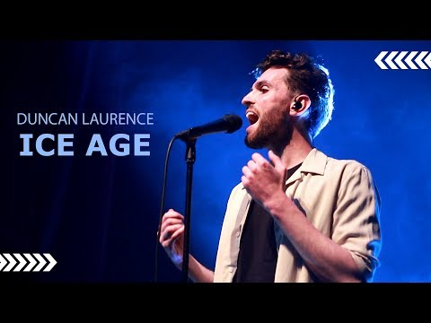 Duncan Laurence - Ice Age