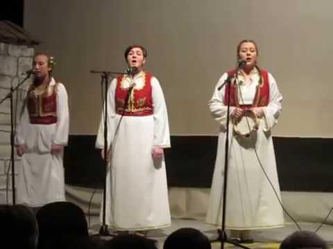 Етно група Свети Евстатије - Аја Софија