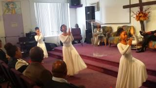 Praise dance to Better by Jessica Reedy