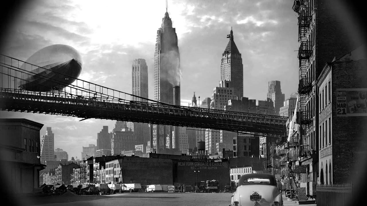 New York City 1940 S Aerial Scenes Youtube