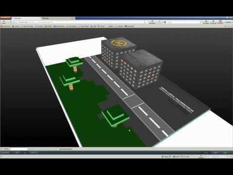 Firefox 11 - PageInspector 3D - The Minecraft Way HD