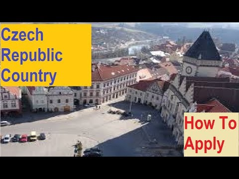 Czech Republic | How To Apply For Visa
