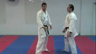 Pt 1: GKR National Squad Kumite Curriculum: Defence -  Fighting Guard