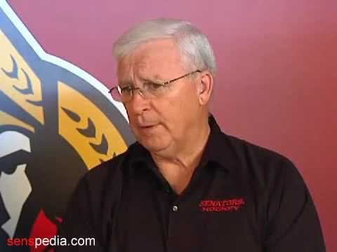Bryan Murray: Interview with Gord Wilson, October 6, 2010