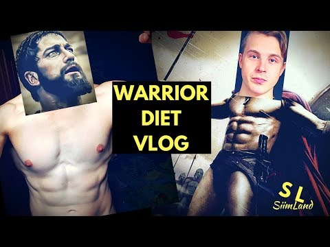 What is the Warrior Diet? Warrior Diet Full Day of Eating VLOG