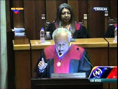 02 FEB 2015 Acto de Apertura del Año Judicial 2015