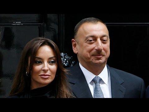 İlham Aliyev eşini yardımcısı olarak atadı