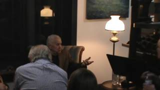 WILLIAM CORBETT / GERRIT LANSING READING AT XIT THE BEAR