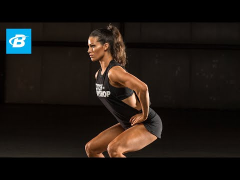 At Home Cardio and Core Workout: Day 23 | Clutch Life: Ashley Conrad's 24/7 Fitness Trainer