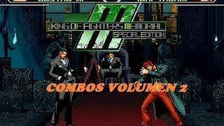 KING OF FIGHTERS MEMORIAL COMBOS VOLUMEN 2. Thumbnail