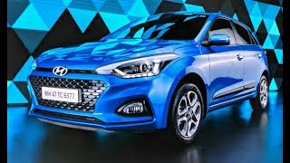 New Hyundai I20 2018 India |Launch Date |Specifications |Features |Price |First Look(AUTO EXPO 2018)