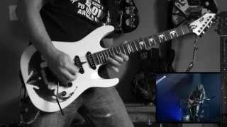 Queensryche ~ Take Hold of the Flame Guitar Cover