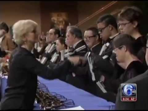 Philadelphia Action News 6 coverage on The Joybells with The Chamber Orchestra of Philadelphia