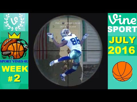 Best Sports Vines 2016 – JULY – Week 2