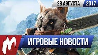Игромания! Игровые новости, 28 августа (BioMutant, Overwatch, Mass Effect, Minecraft)