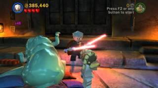 Lego Star Wars 3 Jabba