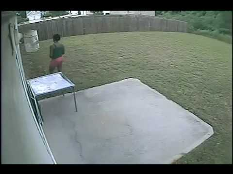 Atlanta Home CCTV & Security System Averts Robbery