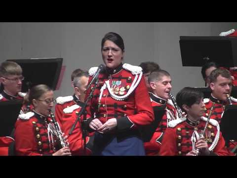 "SOUSA In Flanders Fields the Poppies Grow - ""The President's Own"" U.S. Marine Band"