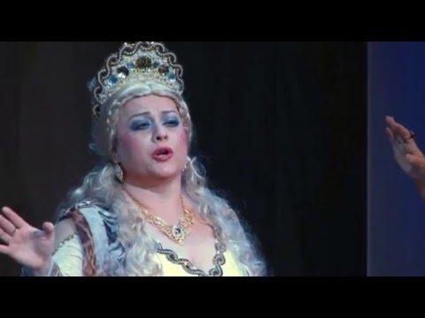 G. Ristori (1692–1753), «Ariadna» (Opera in two acts) Act I