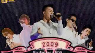 BIGBANG - Making Of Big Show 2009 (vietsub)