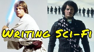 Dune Star Wars and Building Sci Fi Worlds