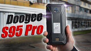 Doogee S95 Pro - реальный отзыв пользователя о защищённом смартфоне!