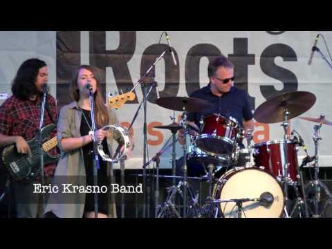 Springfield Jazz & Roots Festival 2016 - Eric Krasno Band
