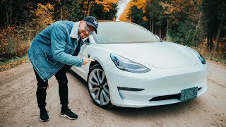 5 Reasons To Buy A TESLA Model 3