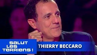 Thierry Beccaro raconte son passé d'enfant battu - Salut les Terriens